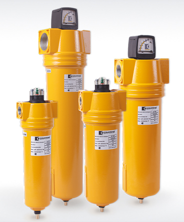 Фильтры сжатого воздуха AF
