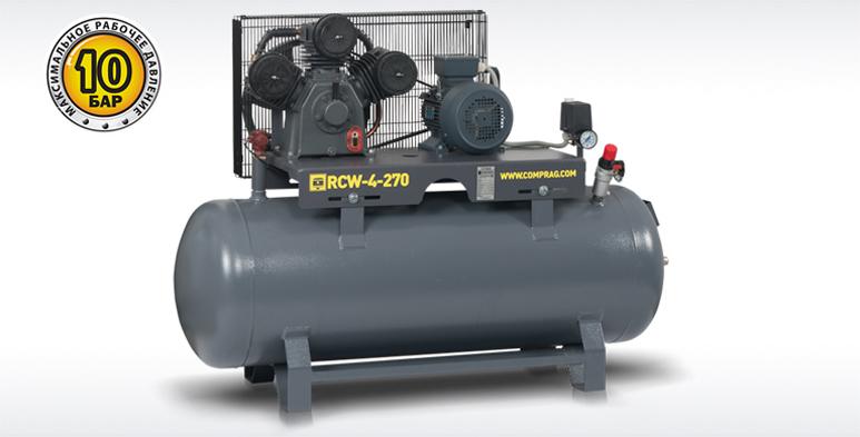 RECOM RCW с производительностью до 0,7 м3/мин