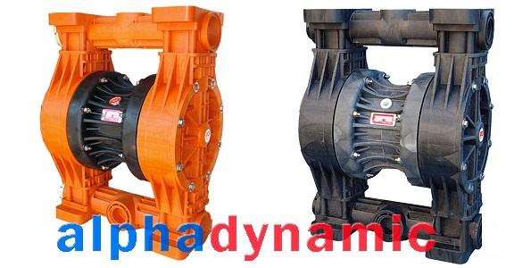 Мембранный насос Boxer ADB900