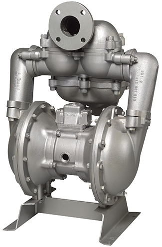 Насос Sandpiper серия Heavy Duty Ball Valve™ Pumps
