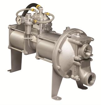 Насос Sandpiper серия High Pressure Pumps