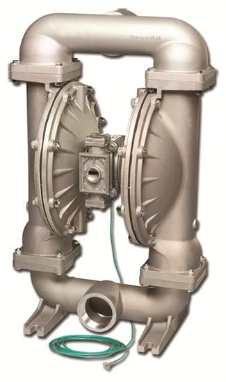 Насос Sandpiper серия Natural Gas Duty Pumps