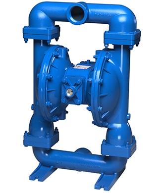 Насос Sandpiper серия Standard Duty - Metallic Pumps
