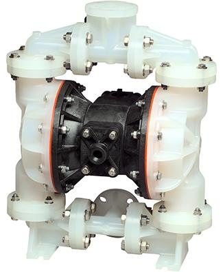 Насос Sandpiper серия Standard Duty – Non-Metallic Pumps